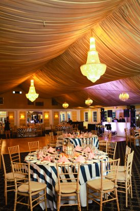 bridgeview's beautiful ballroom